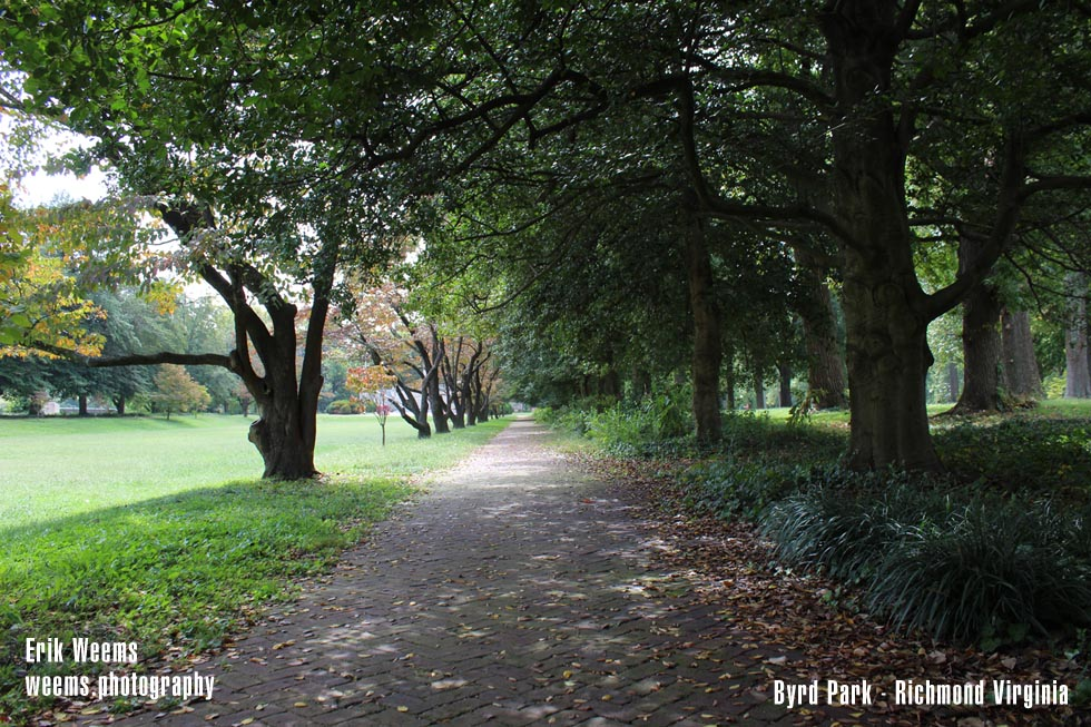 Byrd Park Richmond Virginia