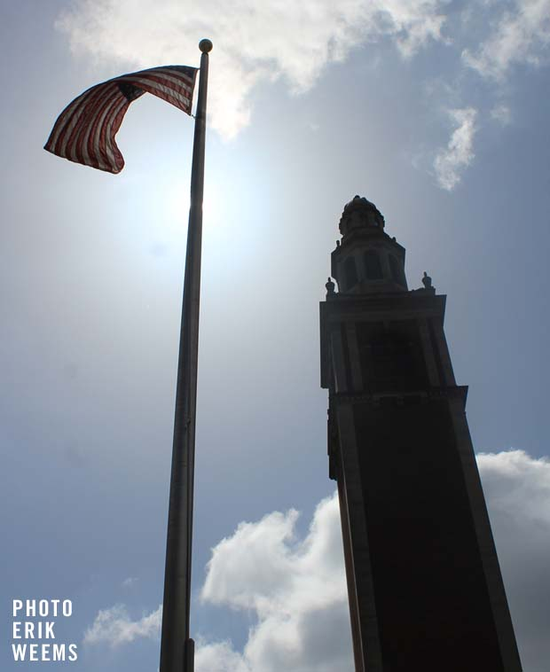Flag Carillon Tower