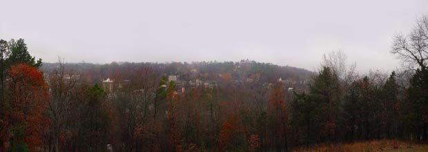 Carroll County Arkansas - Eureka Springs