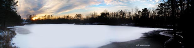 Cosby Lake Chesterfield Virginia