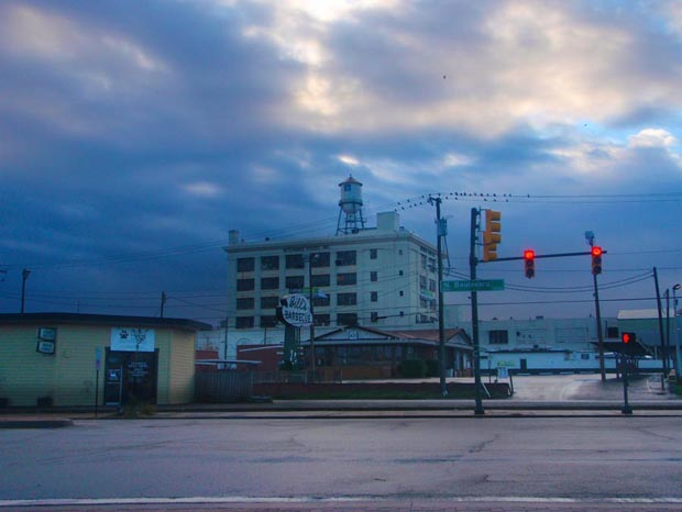 Downtown Richmond Virginia